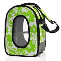 Soft Sided Travel Carrier Large GREEN