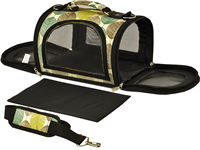 Medium - Soft Sided Travel Carrier, TAN LEAF