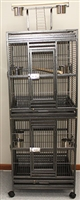 Parrot Cages Serise 2 Stage - B006