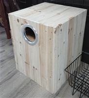 CTW24 Large Wooden Nest Box