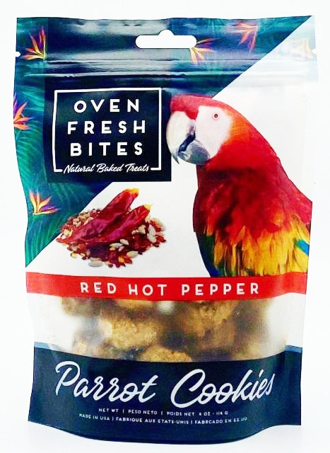 BIRDIE MUNCHIES - RED HOT PEPP - 4oz