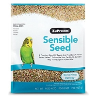 2 LB. SENSIBLE SEED BIRD FOOD FOR SMALL BIRDS