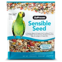 2 LB. SENSIBLE SEED BIRD FOOD FOR LARGE BIRDS