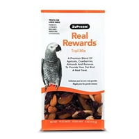 REAL REWARDS TRAIL MIX LARGE BIRD TREATS 6 OZ.