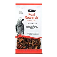 REAL REWARDS ORCHARD MIX LARGE BIRD TREATS 6 OZ.