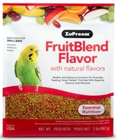 FruitBlend Small 2lb