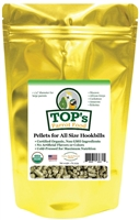 TOP'S All Size Hookbill Pellets - 4 lb.