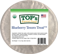 Tesoro Treat  - Blueberry 1.5 oz.