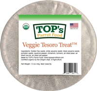 Tesoro Treat  - Veggie 1.5 oz.