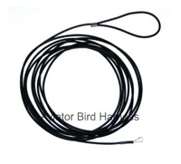 Aviator Leash Extensions 10 foot Small Bird