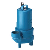 Barnes solids handling sewage pump Pipe size: 2'' HP: 1/2 hp Voltage: 115V Speed: 1750 rpm Phase: 1 Cord length: 20' Product code: 104918