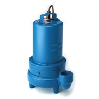 "Barnes Solids Handling Submersible Effluent Pump 3/4"" - 105058"