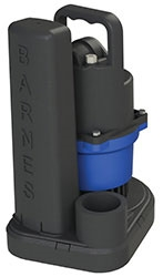 Barnes Automatic Submersible Sump Pump - 130230