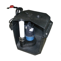 "Barnes Tank with Pump 15""x15""x14"" - 131411"