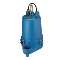 Barnes High Temperature Solids Handling Submersible Sump/Effluent Sewage ejector - 96737