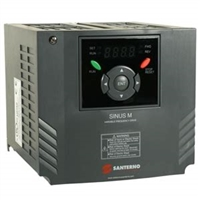Santerno Sinus M Variable Frequency Drive 30 hp - Sinusm0030 2s/t-ba2k2