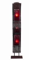 Meta FLoor Lamp (Red)