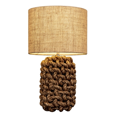 Rope Table Lamp L120M