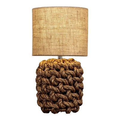 Rope Table Lamp L120S