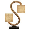 Rope Table Lamp L122