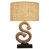 Rope Table Lamp L123