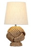 Rope Knot Table Lamp L127