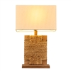 Abaca Rope Woven Lamp L232