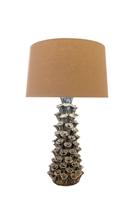 Blue Coral Original Ceramic Lamp L461