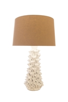 White Coral Original Ceramic Lamp L462