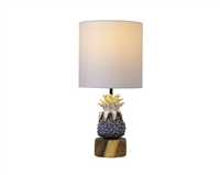 Small Pineapple Ceramic Lamp L476B