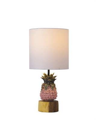 Small Pineapple Ceramic Lamp L476P