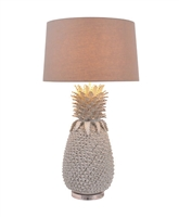 Large Pineapple Ceramic Lamp L491W