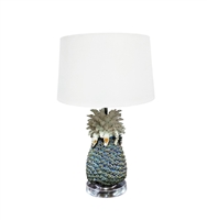Large Pineapple Ceramic Lamp L492SB
