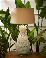 Original Thai Ceramic pineapple Lamp