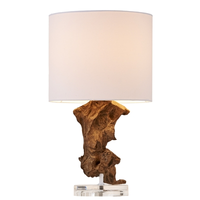 Mini Natural Uragon Table Lamp