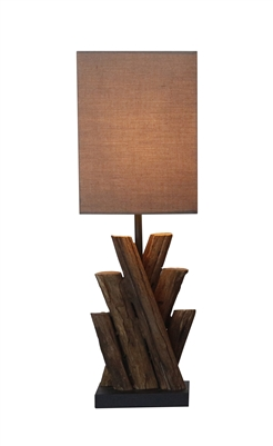 CROSSED BRANCHES TABLE LAMP L720B