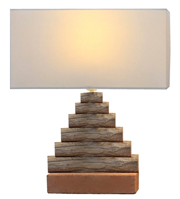 LAYERED KING MAI SAK TABLE LAMP L722B