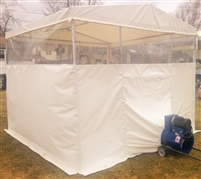 Portable Spray Booth