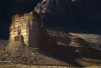 Grand Canyon Landscape Photography Print | Egyptian Temple