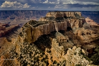 Landscape Photography | Wotan's Throe | Cape Royal | Grand Canyon