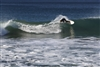 Landscape Photography Prints | Surfer on the wave Point Dume California