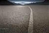 Landscape Photography | Racetrack Playa One Track