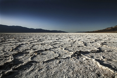 Landscape Photography | Salt Flats at Bad Water