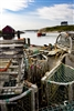 Fine Art Photography | Landscape Photography | Peggy's Cove Nova Scotia Lobster Nets