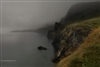Cropped Fog - Fine Art Photography Prints of the Cliffs in Northern Ireland