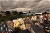 Deck of Cards - Fine Art Photography Prints of Row Houses in Cobh, Ireland