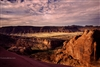 Arches National Park Landscape Photography Print: Delicate Arch and Surrounding Area