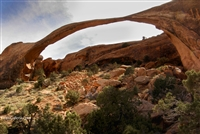 Arches National Park Landscape Photography Print: Landscape Arch