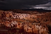 Photography Prints of Approaching Storm : Bryce Canyon National Park