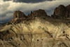 Black Canyon of the Gunnsion National Park Photography Print: Clouds over Black Canyon